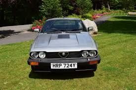 classic alfa romeo sedan 1982 alfa romeo alfetta gtv6 classic car auctions