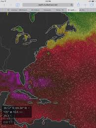 Gulf Stream Map Signs Of Gulf Stream Slowdown U2014 Sea Level More Than A Foot Higher