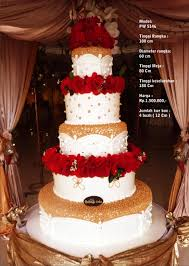 wedding cake pelangi how to prepare the wedding review vendor