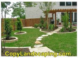 Best Landscape Backyard Images On Pinterest Backyards Debt - Simple backyard design