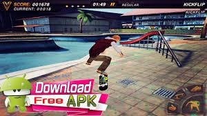 apk true skate true skate apk free android gameplay how to install true