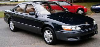 lexus es300 lease lexus es 300 1994 technical specifications interior and exterior