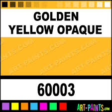 golden yellow opaque pro color airbrush spray paints 60003