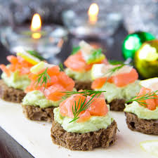 easy canapes easy canapes