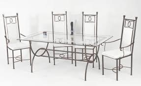 table de cuisine en fer forgé le bon coin table de jardin fer forgé cuisine chaise jardin fer