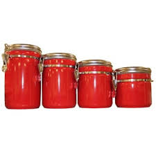 kitchen storage canisters set of 3 free shipping on orders