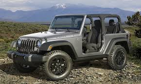 2010 jeep lineup what to look for in a used jeep wrangler
