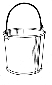 bucket drawing free download clip art free clip art on
