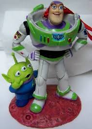 disney pixar buzz lightyear space ornament new