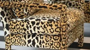 Leopard Chairs Living Room Animal Print Chairs Animal Print Furniture Zebra Striped Chair