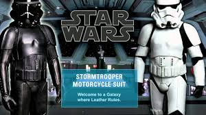 motorcycle suit ud replicas stormtrooper motorcycle suit youtube