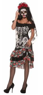 day of the dead costumes women s of the dead costume costumes