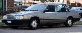 volvo sedan 1990 volvo 740 photos specs news radka car s blog