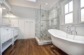 clawfoot tub bathroom design craftsman bathroom design tavoos co