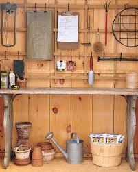 how to hang tools in shed garage and shed organizing ideas martha stewart