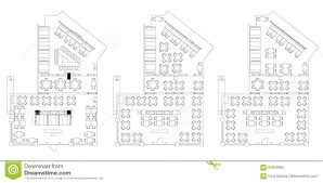 Architectural Symbols Floor Plan by 100 Cafe Floor Plan Gallery Of Flipboard Cafe Brolly Design