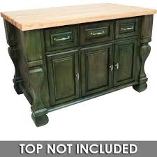 jeffrey kitchen islands hardware resources shop isl01 aqu kitchen island aqua green