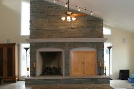 glamorous stone around fireplace images ideas andrea outloud