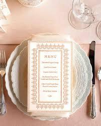 templates wedding buffet menu template with bridal shower menu