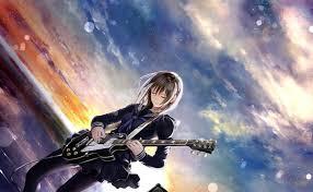 anime music girl wallpaper anime girls music guitar wallpaper anime wallpaper better