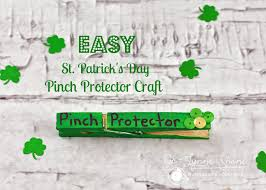 easy st patrick u0027s day craft
