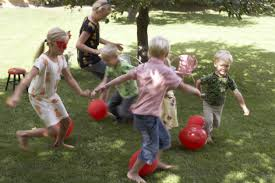 active halloween games for kids u0027 parties