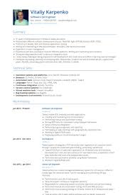 Technical Skills Resume Examples by Qa Engineer Resume Samples Visualcv Resume Samples Database