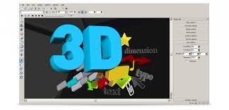 3d designer software free 3d animation software xara 3d maker