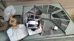 ac fan motor replacement cost replace rheem a c condenser fan motor no skill needed youtube