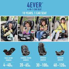 Graco 3 In 1 Convertible Crib by Graco 4ever All In One Convertible Car Seat Cameron Toys