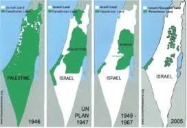 Map Of Israel And Palestine Palestine Point Of View The Israeli Palestine Conflict
