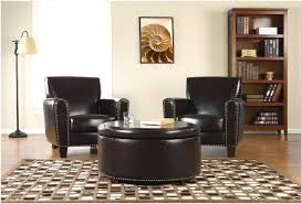 hd wood and leather chair with ottoman design ideas 70 in johns