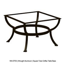 Coffee Table Bases Outdoor Coffee Table Bases Outdoor Tables