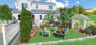 Home Design Free Trial Landscape Design Software D Landscaping Free Trial Garden Trends