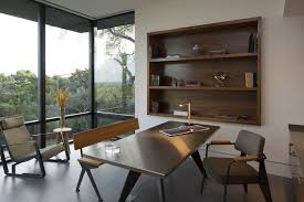Built In Bookshelves With Desk by 8 Inspirational Examples Of Built In Shelves Lined With Wood