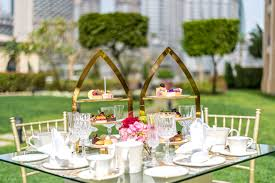 bvlgari afternoon tea at the palace downtown dubai u2013 live a life