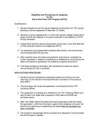 What A Job Resume Should Look Like by Forms Admissions