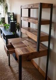 fabriquer un bureau en palette fabriquer bureau en palette maison design sibfa com