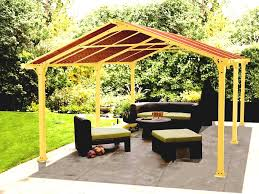 Backyard Arbor Covered Patio Designs Design Ideas Backyard Arbor And Attached