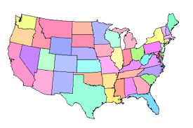 usa map with names usa map without state names usa map without state names