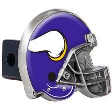minnesota vikings home decor vikings helmet trailer hitch cover