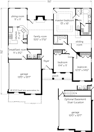Southern Living House Plans With Basements by The Regent Frank Betz Associates Inc Southern Living House Plans