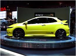 2007 honda civic type r electric cars and hybrid vehicle green