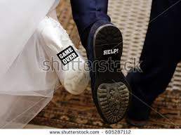 wedding shoes help me wedding stock images royalty free images vectors