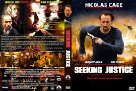 Seeking Dvd Dvd Covers And Labels Seeking Justice Dvd Cover