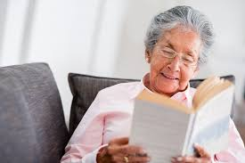 large print books for elderly the need to read large print books for seniors home health care