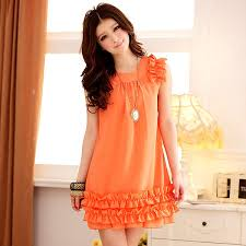 women s dresses orange dress for women and fashion show collection fashion gossip