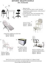 used face frame table for sale salon spa equipment ottawa spa packages bytown beauty supply