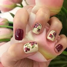 beach acrylic nail designs www sbbb info