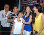 "Cast at ""Tarak mehta Ka Oolta Chasma"" Success Bash at Marimba"
